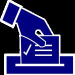 Grafik Wahl - Abstimmung
